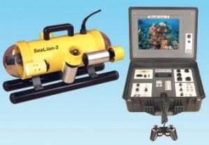 SeaLion2海狮水下机器人