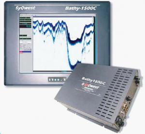 Bathy1500C双频测深仪