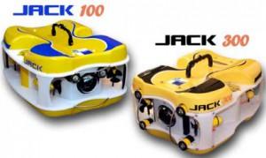 Jack100 & Jack300 ROV